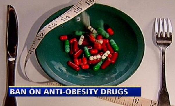 medicamentos antiobesidade proibidos